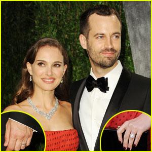 Natalie Portman: Secretly Married to Benjamin Millepied?
