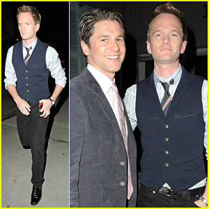 Neil Patrick Harris & David Burtka: Valentine's Day Dinner!