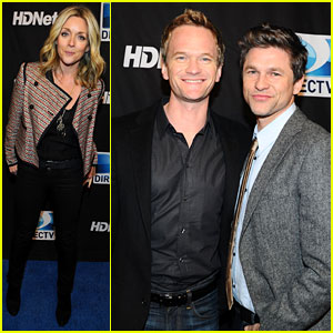 Neil Patrick Harris & Jane Krakowski: Celebrity Beach Bowl!
