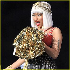 Nicki Minaj: 'Marilyn Monroe' - First Listen!
