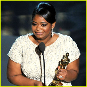 Octavia Spencer Wins Oscars' Best Supporting Actress!
