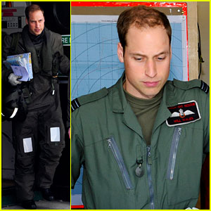 Prince William: Falkland Islands Deployment