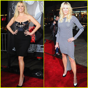Reese Witherspoon & Chelsea Handler: 'War' Premiere!