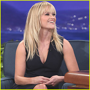 Reese Witherspoon: Pinterest Obsessed!