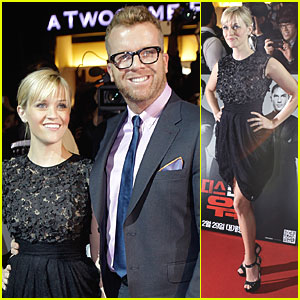 Reese Witherspoon: 'This Means War' Seoul Premiere