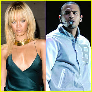 Rihanna & Chris Brown Reunite On Two Songs!
