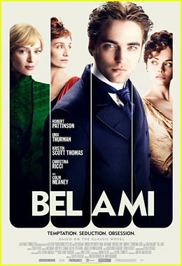 Robert Pattinson: 'Bel Ami' Poster Revealed!