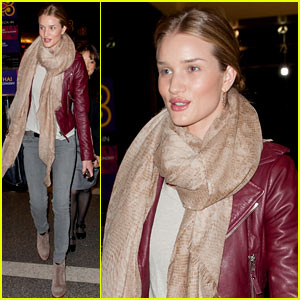 Rosie Huntington-Whiteley: Not Returning For 'Transformers 4'?