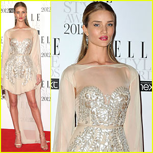 Rosie Huntington-Whiteley - Elle Style Awards