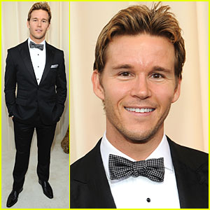Ryan Kwanten - Elton John Oscar Party