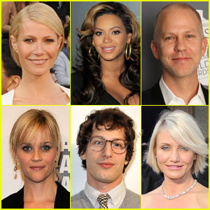 Beyonce & Gwyneth Paltrow: Ryan Murphy's 'One Hit Wonders'?