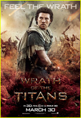 Sam Worthington: 'Wrath of the Titans' Posters!