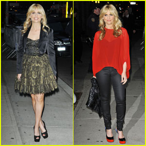 Sarah Michelle Gellar: 'Late Show With David Letterman'!