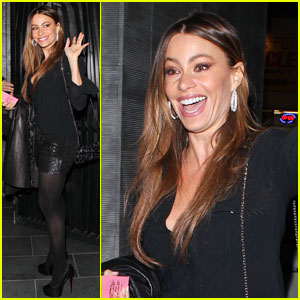 Sofia Vergara: 'All We Need Is Real Luuuv!!'