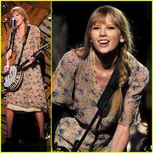 Taylor Swift's Grammy Performance - Watch Now!