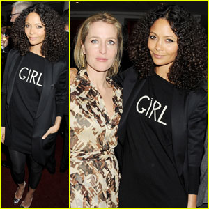 Thandie Newton: Sadler's Wells Fundraising Gala!