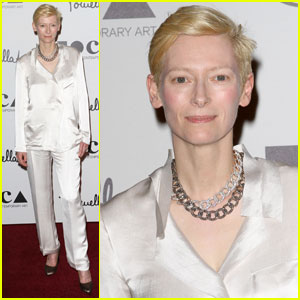 Tilda Swinton Signs on For Vampire Romance Film