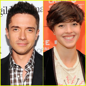 Topher Grace: Off-Broadway Debut in 'Lonely, I'm Not'!