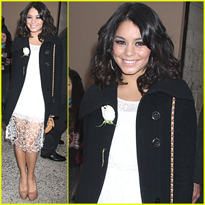 Vanessa Hudgens: Live! with Kelly Appearance