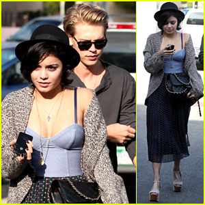 Vanessa Hudgens Loves 'Moulin Rouge'