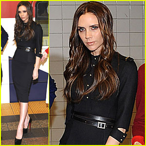 Victoria Beckham: Britain's GREAT Campaign Launch!