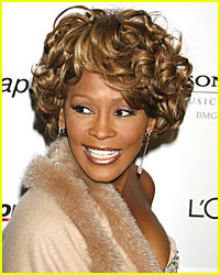 Whitney Houston was 'Happy' Days Before Death