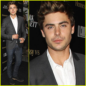Zac Efron: Hennessy VS Party!