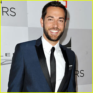 Zachary Levi: New Pilot in the Works!