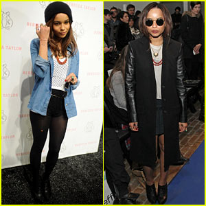 Zoe Kravitz: Fashion Friday!