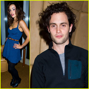 Penn Badgley & Zoe Kravitz: DeLeon Duo