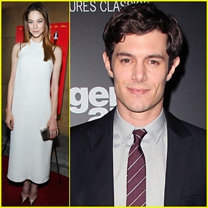 Adam Brody & Analeigh Tipton: 'Damsels in Distress' Premiere!