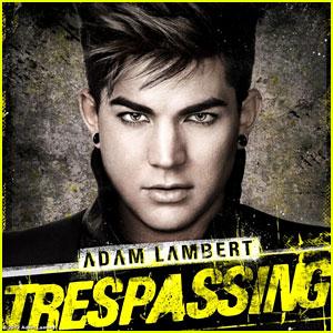 Adam Lambert's 'Trespassing' Snippet - Listen Now!