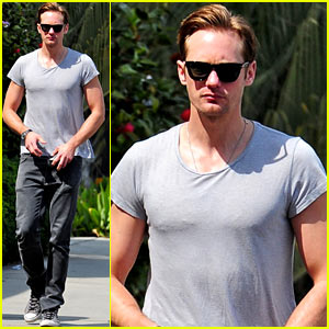 Alexander Skarsgard: New 'True Blood' Teaser!