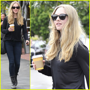 Amanda Seyfried: Fred Segal Stop