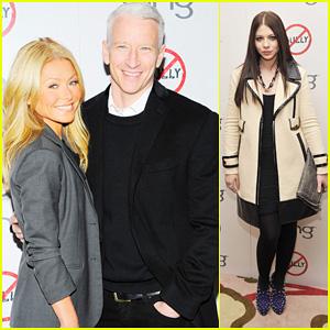 Anderson Cooper & Kelly Ripa: 'Bully' Screening!