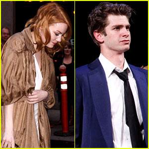 Andrew Garfield: 'Death of A Salesman' Curtain Call!