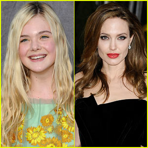 Elle Fanning To Join Angelina Jolie in 'Maleficent'?