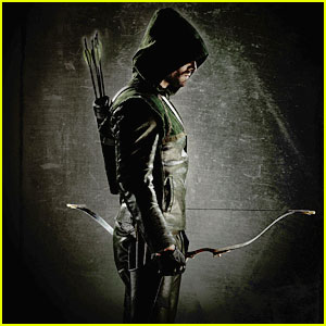 Stephen Amell: 'Arrow' First Look!
