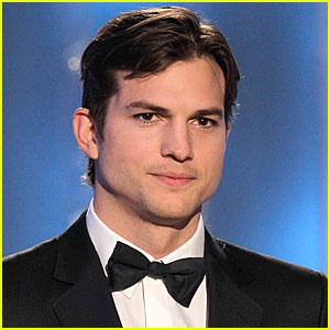 Ashton Kutcher Going to Space with Virgin Galactic