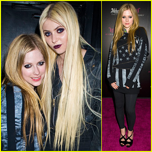 Avril Lavigne: Abbey Dawn Accessories Launch Party!