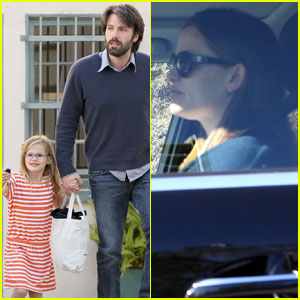 Jennifer Garner Steps Out After Giving Birth to Samuel