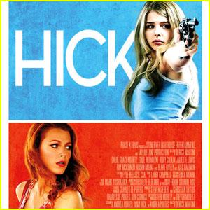 Blake Lively & Chloe Moretz: 'Hick' Poster!