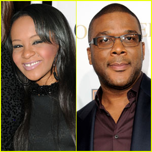Whitney Houston's Daughter Cast in Tyler Perry Show