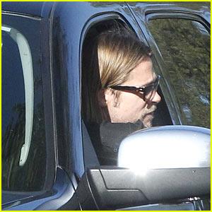 Brad Pitt & Angelina Jolie: McDonald's Quick Stop!