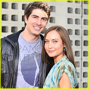 Brandon Routh & Courtney Ford Expecting a Baby!
