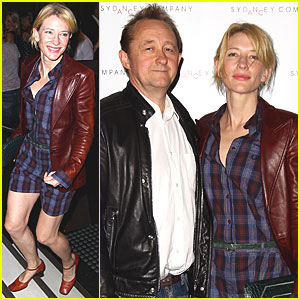 Cate Blanchett & Andrew Upton: '2 One Another' Opening Night!