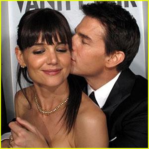 Tom Cruise & Katie Holmes: Vanity Fair Oscar's Photo Booth!