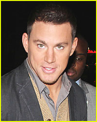 Channing Tatum: Carnegie Hall Bound!