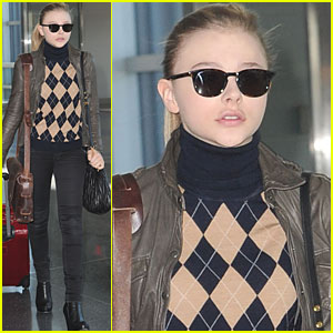 Chloe Moretz: 'Carrie' Lead Role Offered!