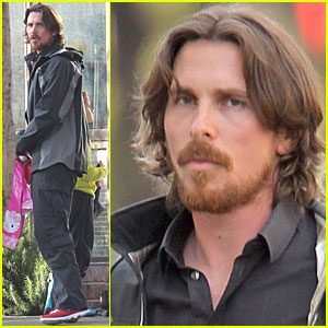 Christian Bale: Dinner with the Family
